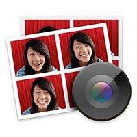 Icona Photo Booth Mac