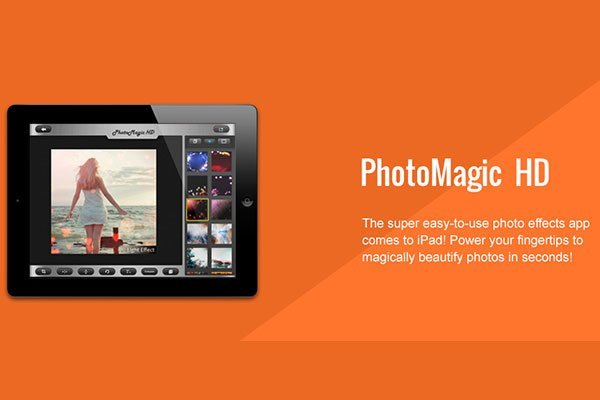 PhotoMagic Banner