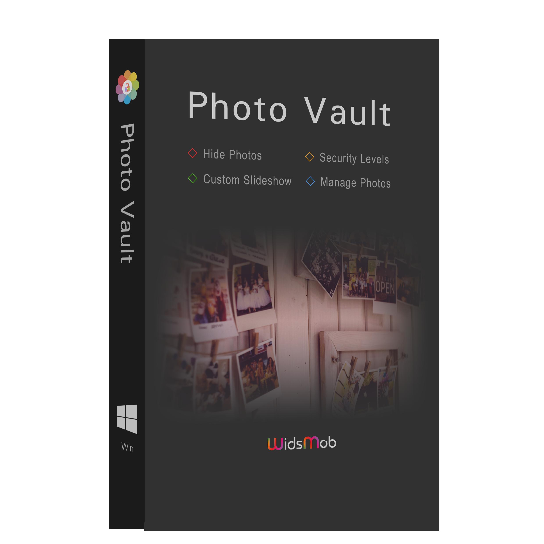 photovault 상자 승리 새로운
