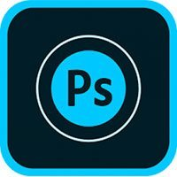 Icono de Adobe Photoshop Express