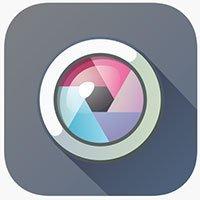 Pixlr 아이콘