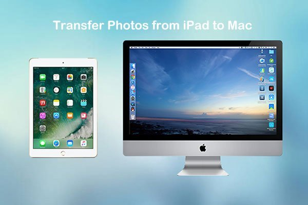 Transfer Photos from iPad to Mac