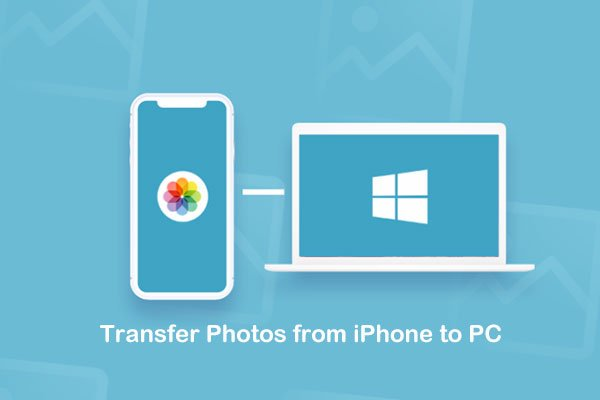 Transfer Photos from iPhone to PC
