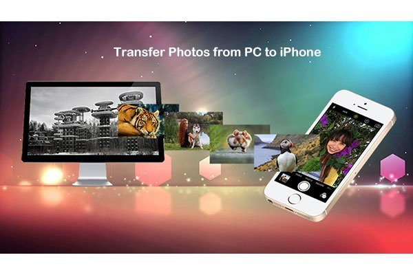 Transfer Photos from PC to iPhone