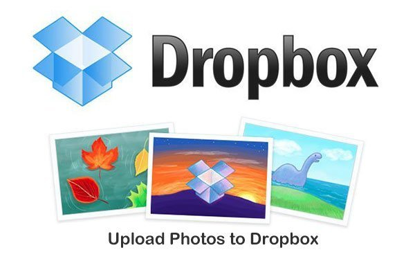 Upload Photos to Dropbox