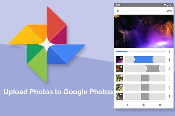 Upload Photos Google Photo