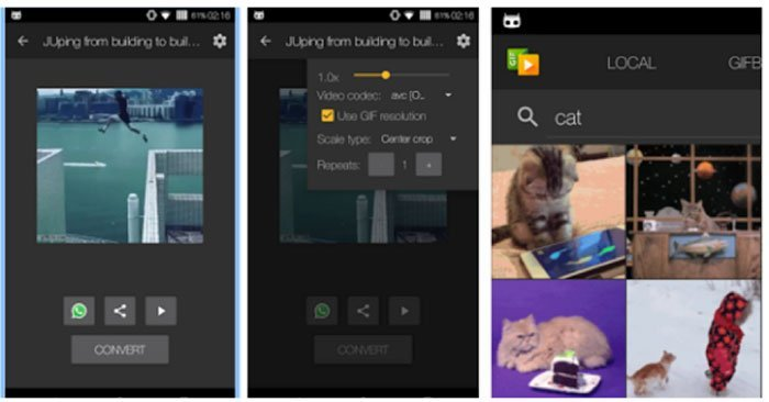GIF to Video apk