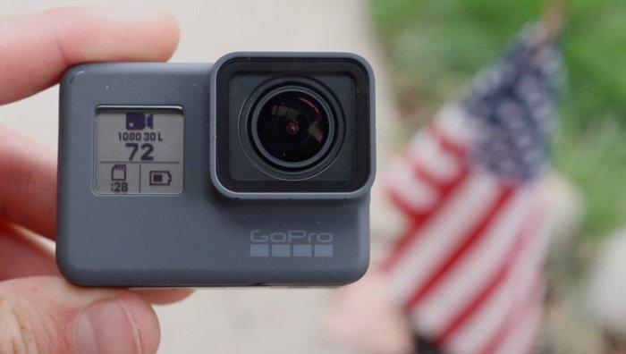 Formato file videocamera GoPro