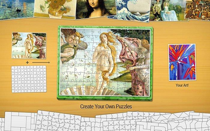 Créateur de puzzles ART Pro