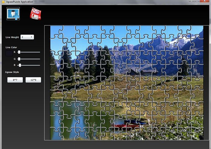 Jigsaw Puzzle Maker for Mac