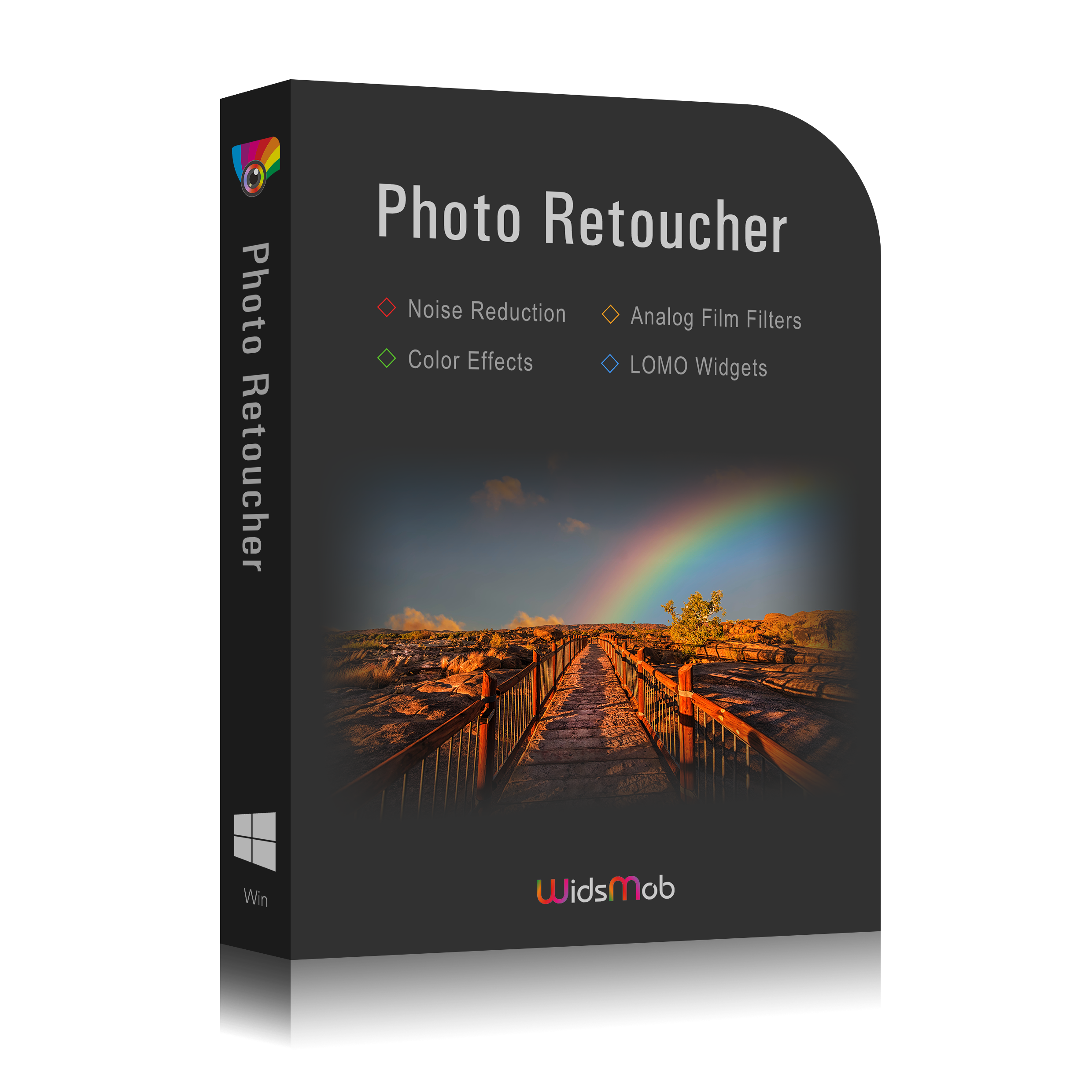 retoucher box win new
