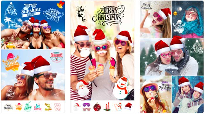 Christmas Photo Effects for iPhone