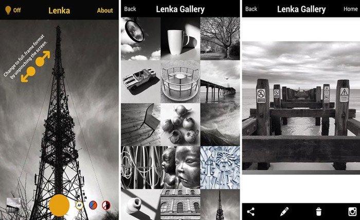 Lenka iPhone