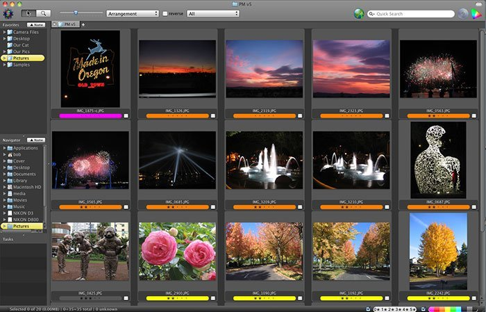 RAW Image Viewer - Photo Mechanic