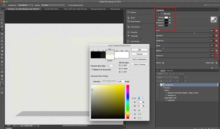 Replace Color with Adobe Photoshop