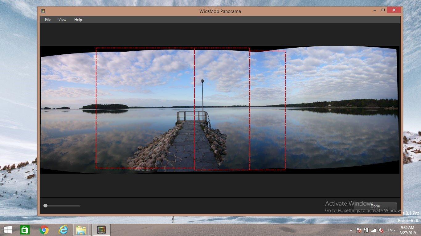 Create Panorama