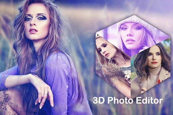 3D Photo Editor