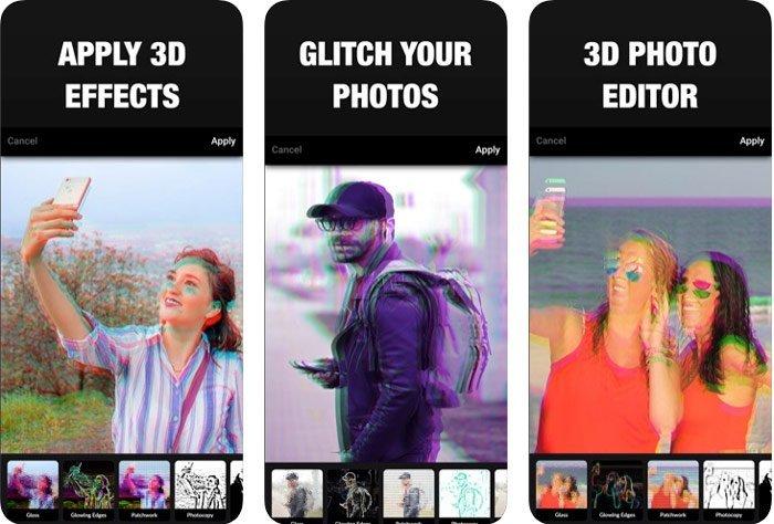 3D фотоэффект