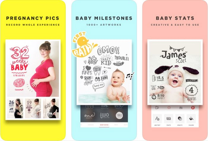 História de bebê