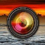 Pro HDR Kamera Simgesi