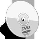 ícone de dvd