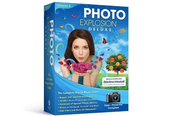 Photo Explosion 5.0 Deluxe