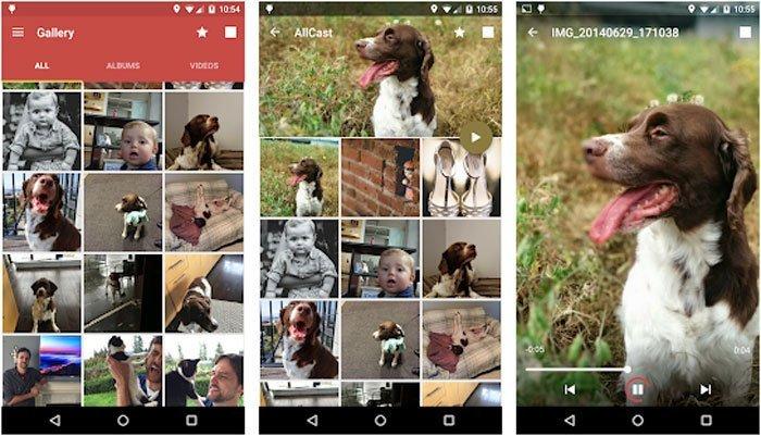 AllCast til Android