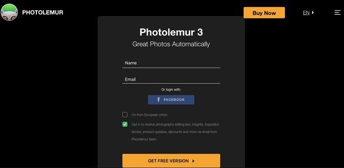 Photolemur Ücretsiz Deneme