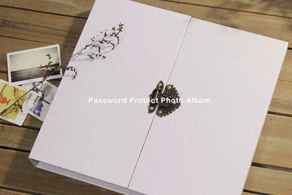 Password Protect Photo Album