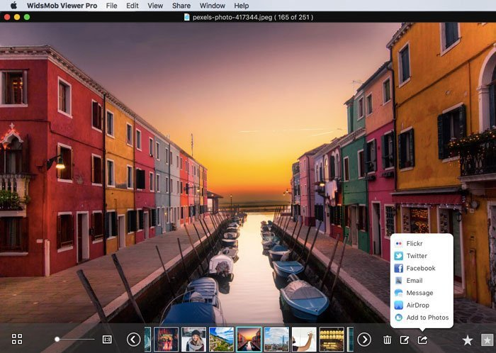 Partager Photo Viewer Pro