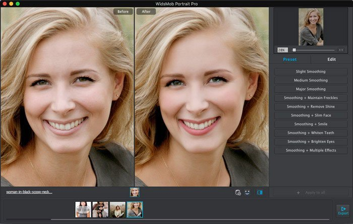 Maquiagem Portrait Pro