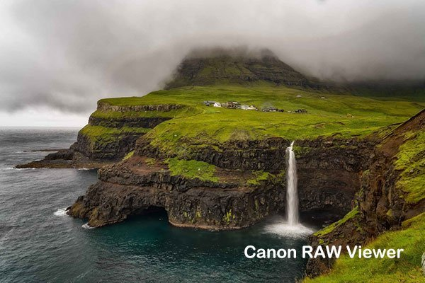 Canon RAW Viewer