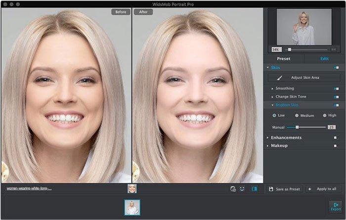 Gerenciar Skin Tone Pro