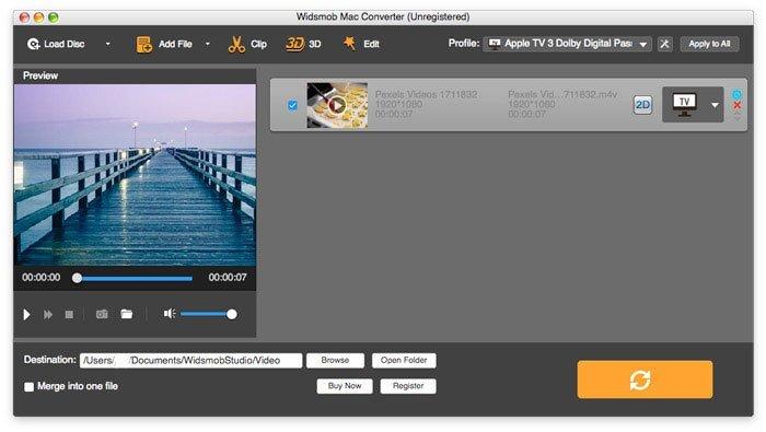 Video Dönüştürücü Ekle