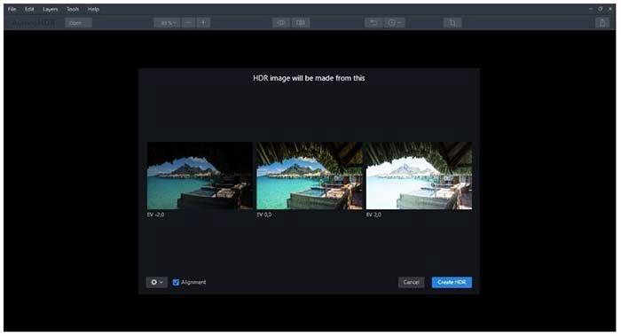 專業的Lightroom插件-Aurora HDR