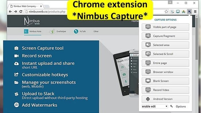 Nimbus Screenshot PC