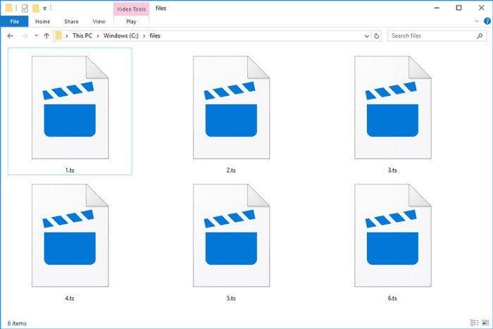 TS Files