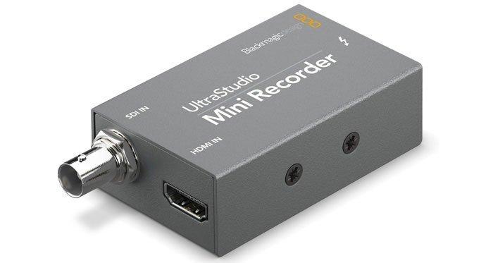 Blackmagic Design HDMI-inspelare