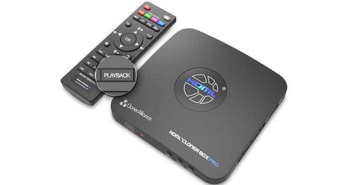 Cloner Alliance HDMI-inspelare