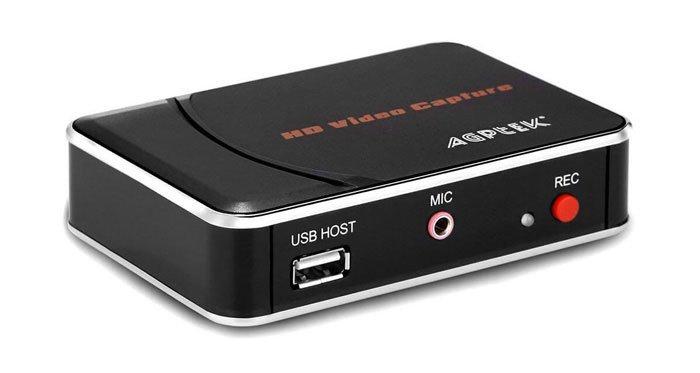 Mypin Game HDMI-inspelare