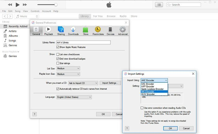 iTunes Konverter M4P