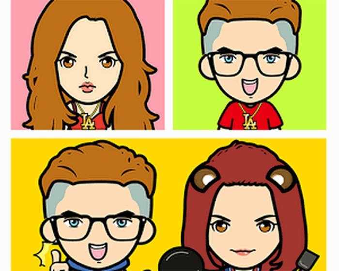 Maak afbeeldingen Cartoons met Cute Face Image Maker