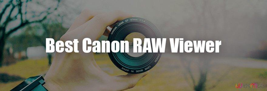 best canon raw viewer