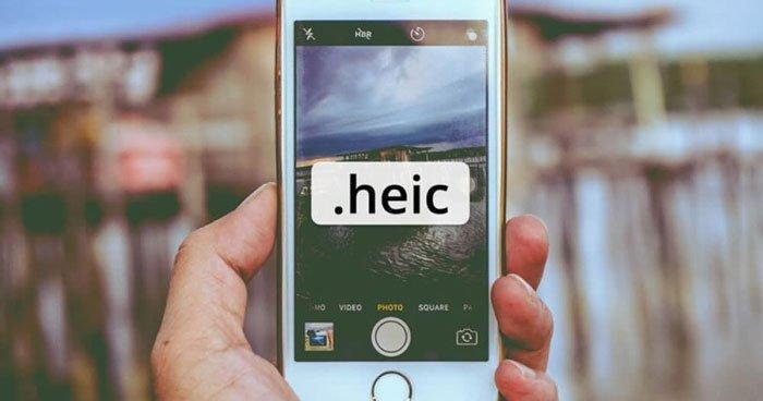 heic Geräusch