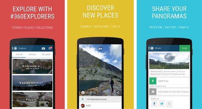 Panorama Camera App - 360 Panorama
