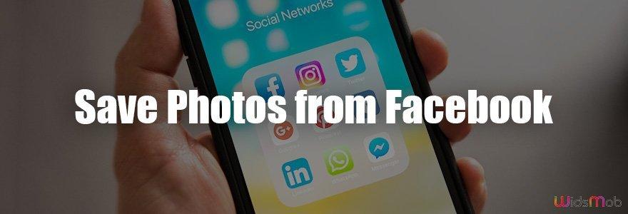 Gem fotos fra Facebook