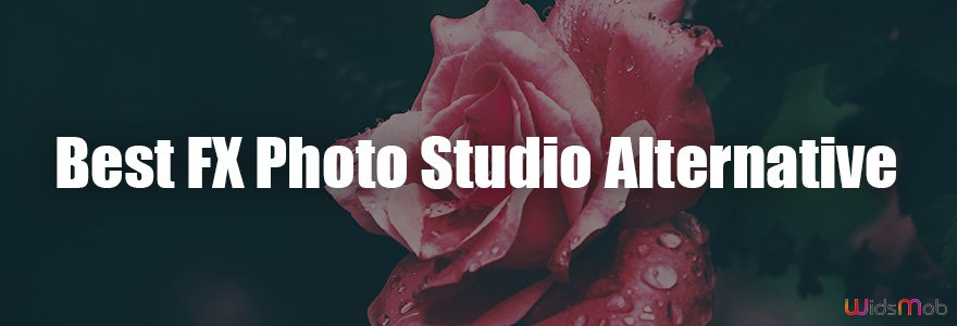 Best FX Photo Studio Alternative