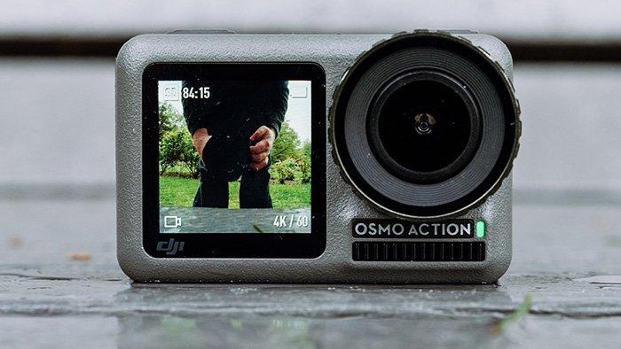 大疆Osmo運動相機