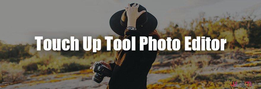 Ferramenta Touch Up Photo Editor
