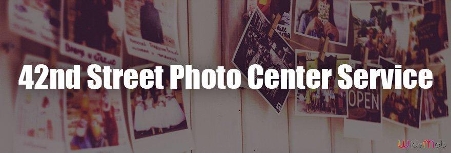 Service du centre photo de la 42e rue